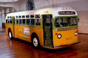 Black History Month - Bus