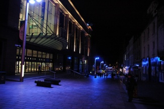Buchanan Street by Night