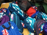 Mary's Meals Rucksacks