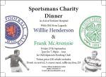 Sportsmans Charity Dinner