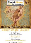 Harry and The Hendersons Gig Poster