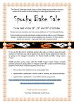 Spooky Bake Sale